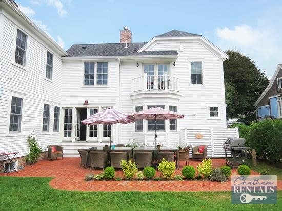 Stage Harbor Road - Main House ,Main, Chatham